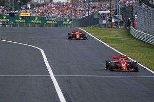 """Binotto names main factor behind Ferrari's Hungary """"suffering"""""""