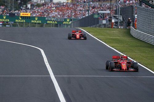 Mengapa Ferrari tertinggal jauh di Hungaroring?