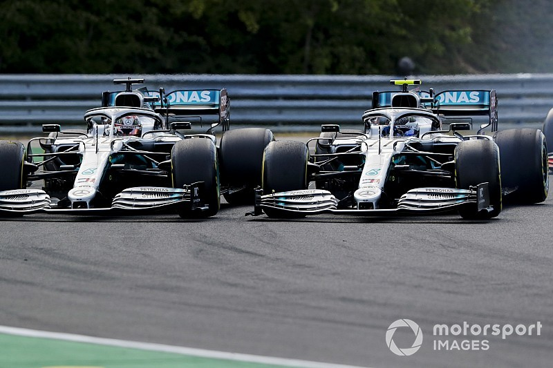 Bottas says he may rethink approach to battling Hamilton