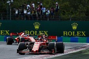 Ferrari ma co robić