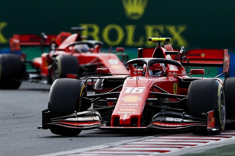 """Leclerc: """"Vettel uzun sürüşlerde daha iyi iş çıkarıyor"""""""