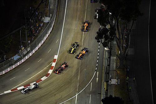 ヒュルケンベルグは今頃後悔しているかもしれない……サインツ、1周目の事故を説明