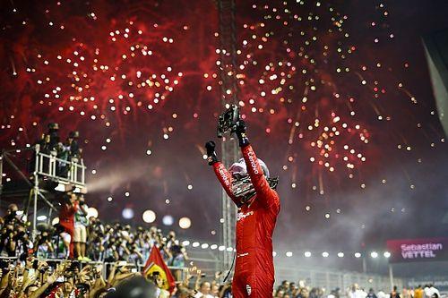 Глава Ferrari назвал ключевой момент сезона для Феттеля