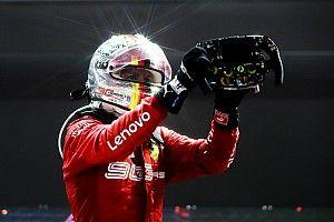 """Vettel: """"Takım benden, herkesten daha büyük"""""""