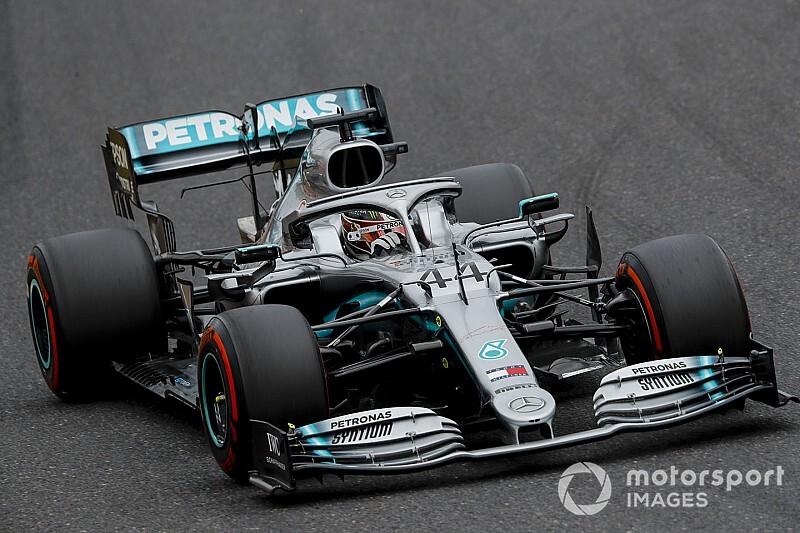 Mercedes-coureurs tevreden met updates op Suzuka