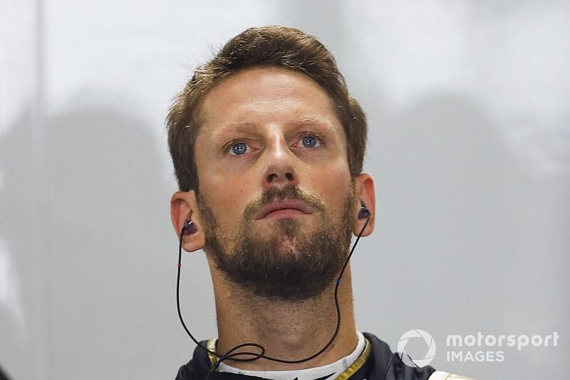 Grosjean egy legendás F1-es autót épít szombaton a tájfun miatt
