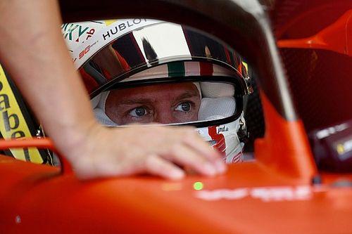 """""""Fogalmam sincs, mit csinál Sebastian Vettel!"""""""