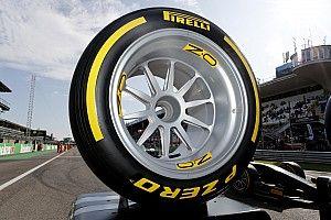 Pirelli mostra a Monza le gomme da 18 pollici per la F1 del 2021