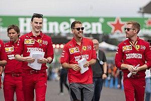 """Vettel et Leclerc ont reparlé """"plus d'une fois"""" de Sotchi"""