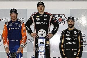 Promoted: How Hinchcliffe put Arrow SPM on the Iowa podium