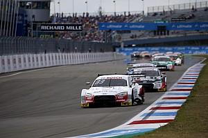 Rast 'positief verrast' door DTM-actie op TT Circuit Assen