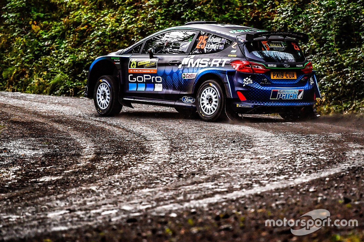 Paddon: Rallying risks being left behind on green tech