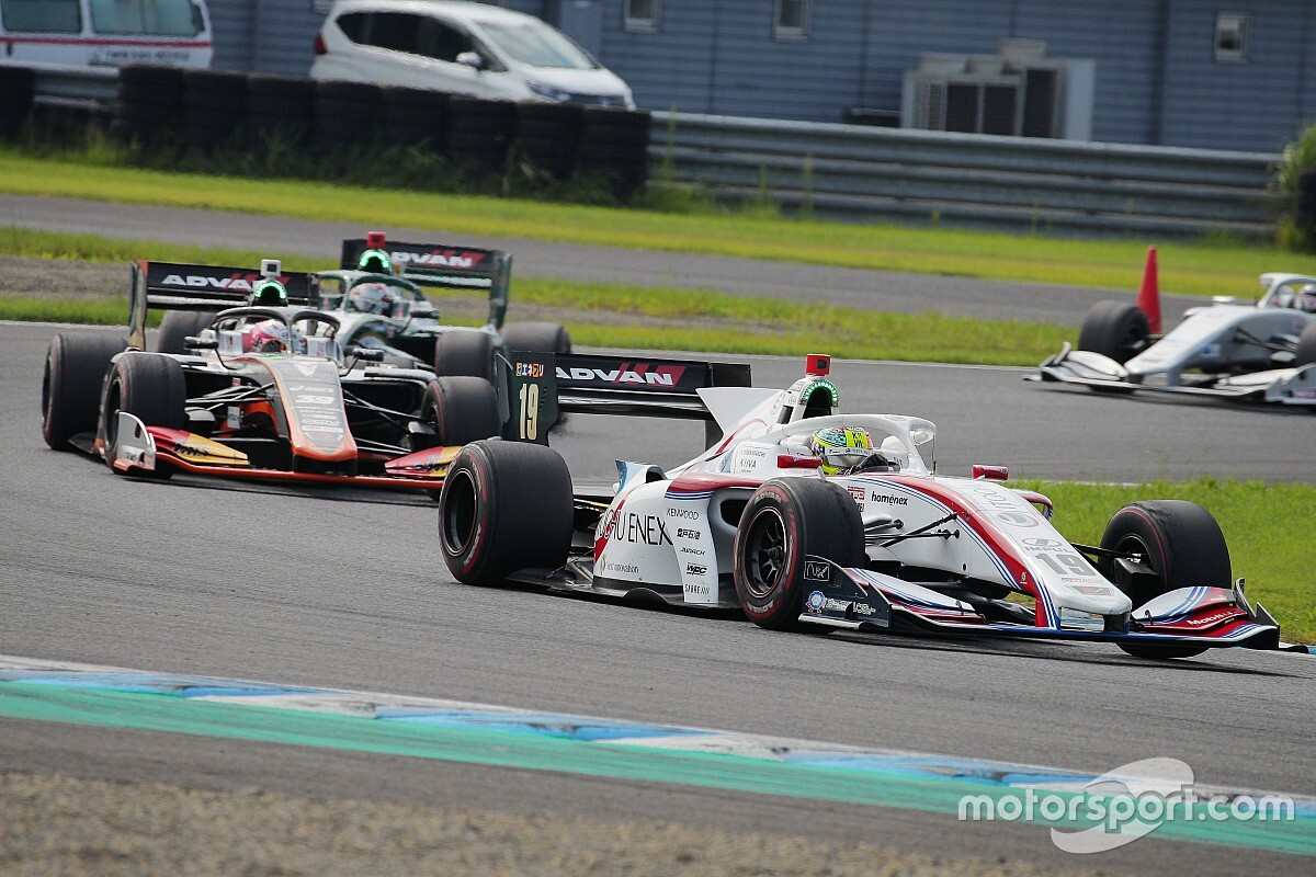 Super Formula set to switch to single dry tyre in 2020