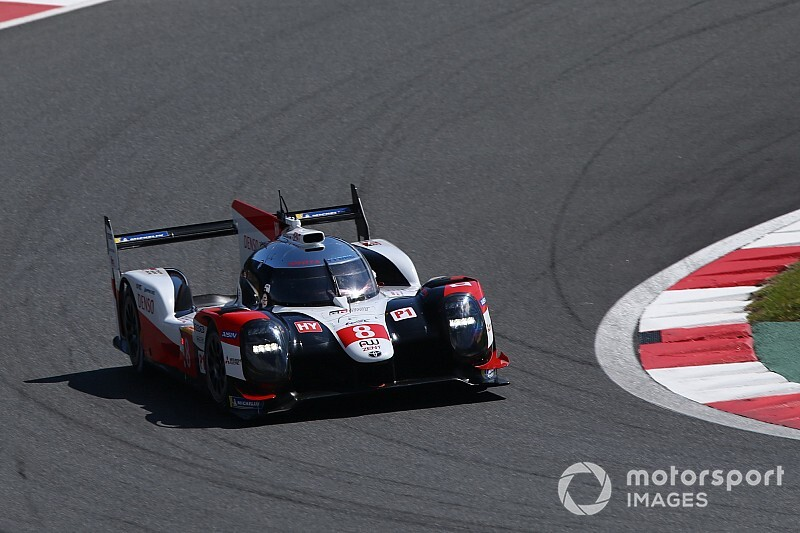 Fuji WEC: Hartley tops third practice for Toyota