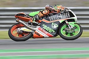 Юрченко показал лучший для себя результат в квалификации Moto3