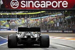 5000 eurós büntetést kap a Mercedes Hamilton autója miatt