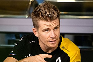 "Hulkenberg admits F1 future ""out of my hands"""