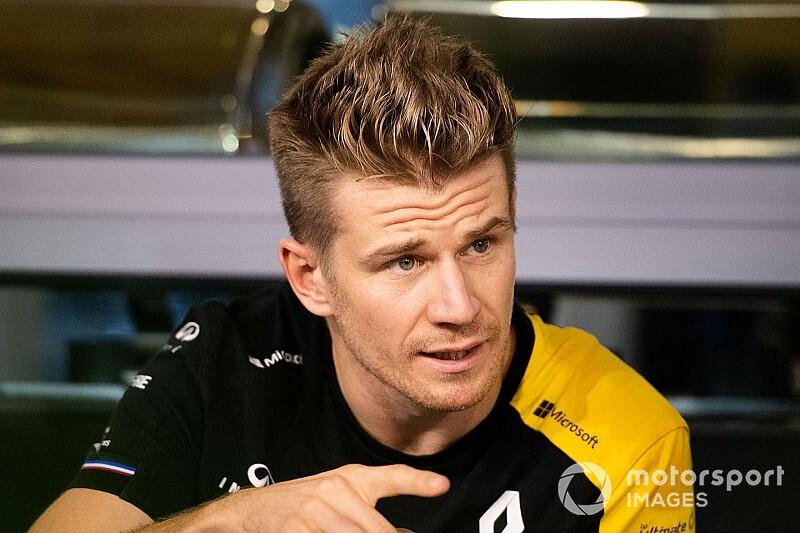 Hulkenberg admite que futuro na F1 está fora de seu alcance