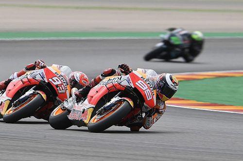 Honda busca una solución diferente para Lorenzo