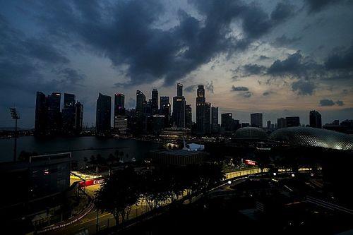 GP de Singapour : le programme du week-end