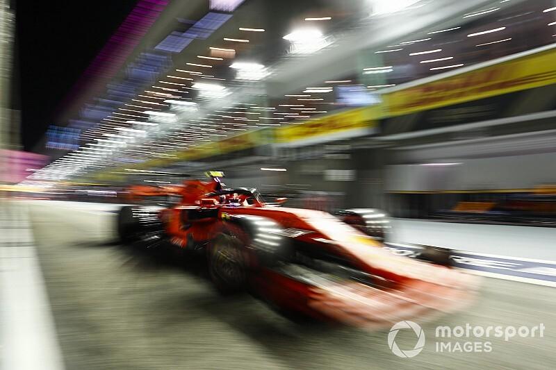 【動画】F1第15戦シンガポールGP予選ハイライト