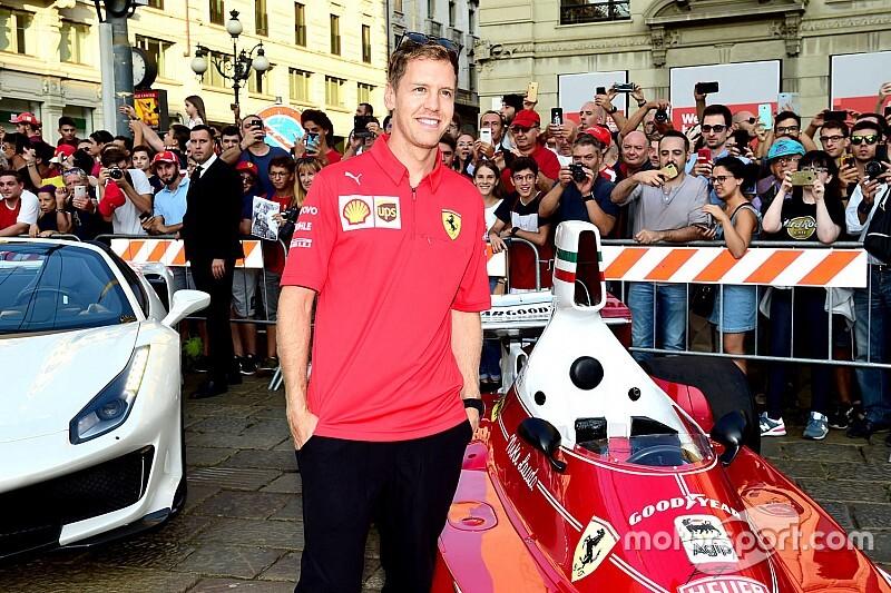 Феттель готов продлить контракт с Ferrari