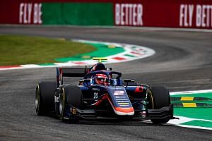 F2蒙扎首回合:松下信治收获赛季第二胜,周冠宇爆胎退赛