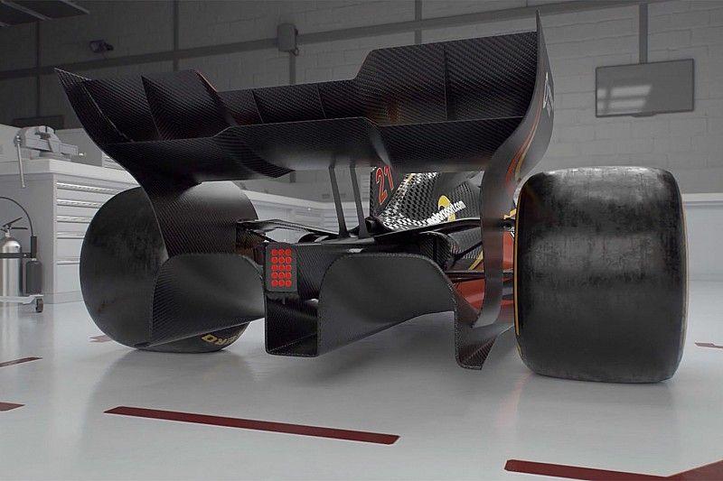الفورمولا واحد تكشف عن الصور الأولى لسيارات 2021 في نفق الهواء