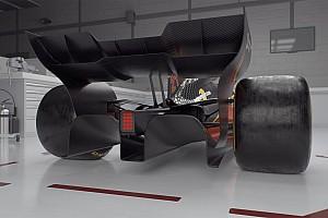 Regole 2021: c'è una proposta dei team per le wing car