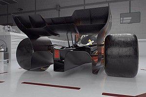 Primeras imágenes del F1 de 2021 en el túnel de viento