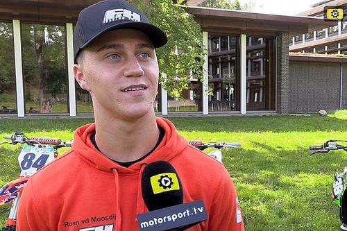 Van de Moosdijk en Vlaanderen: Geen strijd, beste zal MXoN rijden