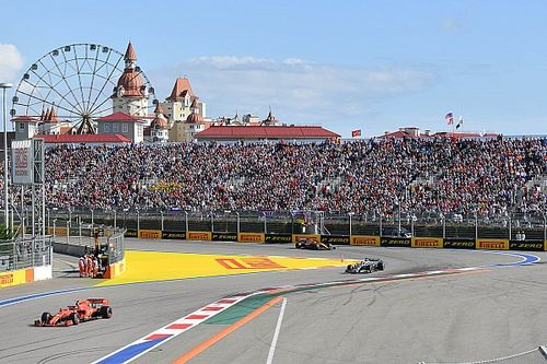 Rosyjski zespół w F1?