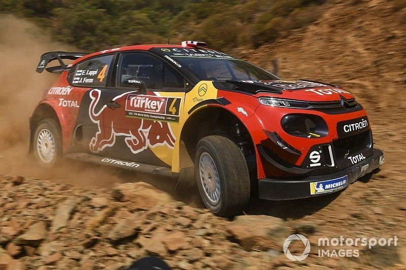 Turkey WRC: Lappi grabs the early advantage
