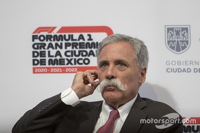 100 inversionistas salvaron el Gran Premio de México