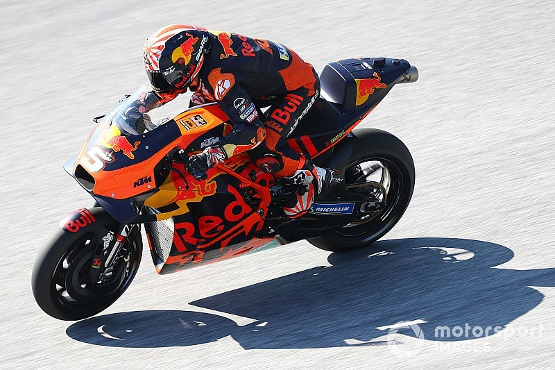 "Zarco feared ""failing my career"" by staying with KTM"