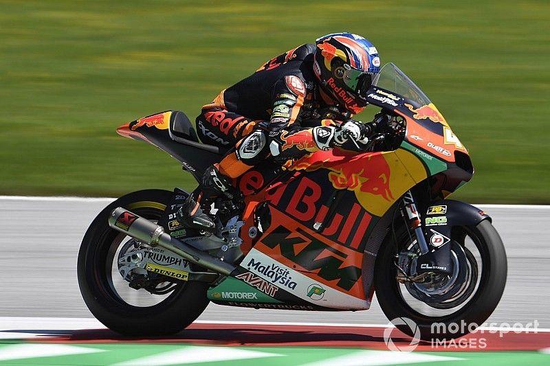 KTM announces Moto2 exit, MotoGP extension