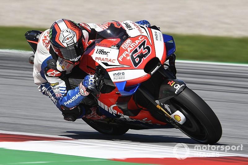 """Bagnaia: """"In MotoGP sei molto di più sulla bocca di tutti"""""""