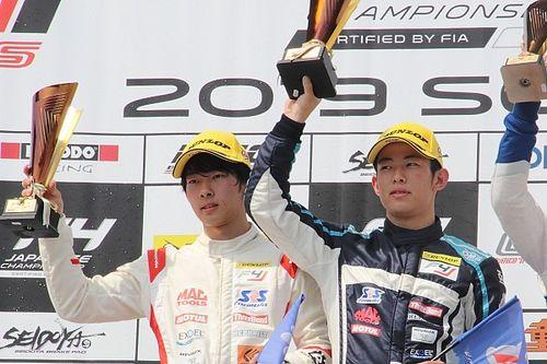 目指すはF1……FIA-F4参戦中の若武者ふたりが海外挑戦の意気込み語る
