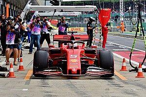 Amikor még Vettel sem tudta, hogy mi vár rá az időmérőn