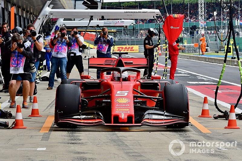 Szavazás: Sokan már az F1-es szezon végén megválnának Vetteltől?