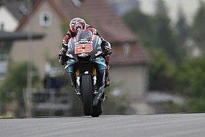 MotoGP FT1 am Sachsenring: Quartararo knackt Marquez-Zeit