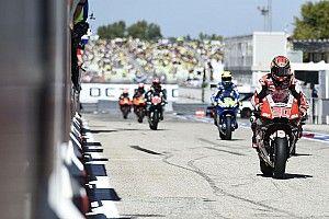 COVID-19, a MotoGP
