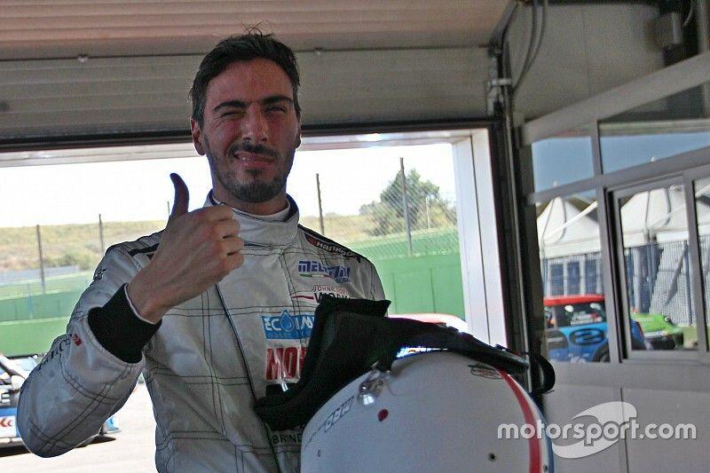 Mini Challenge, Monza, Gara 1: Sandrucci domina nel bagnato
