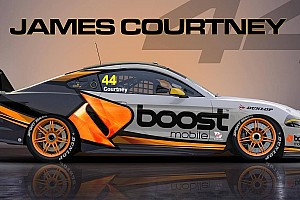 Courtney's Boost Mustang revealed
