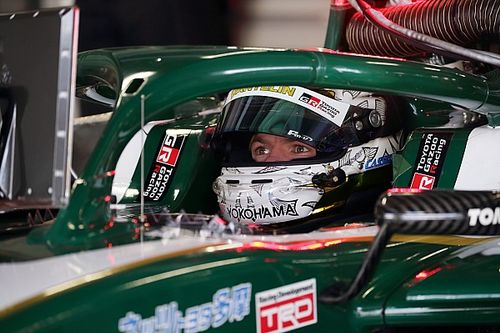 "Cassidy using ""very old"" engine for Super Formula decider"