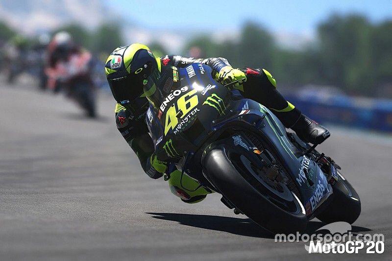 Rossi, Márquez e outros astros da MotoGP competirão em corrida virtual
