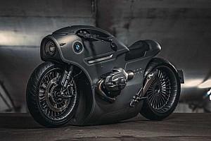 Igazi steampunk mesterművet készített a BMW R NineT-ből egy moszkvai műhely
