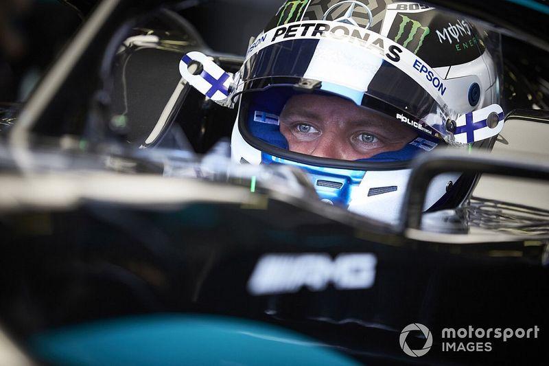 Mercedes retains Bottas for 2021 Formula 1 season