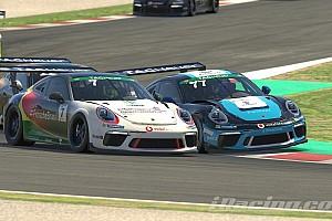 Em etapa com presença de Verstappen, Jeff Giassi faz novo top-10 na Porsche TAG Heuer Esports Supercup