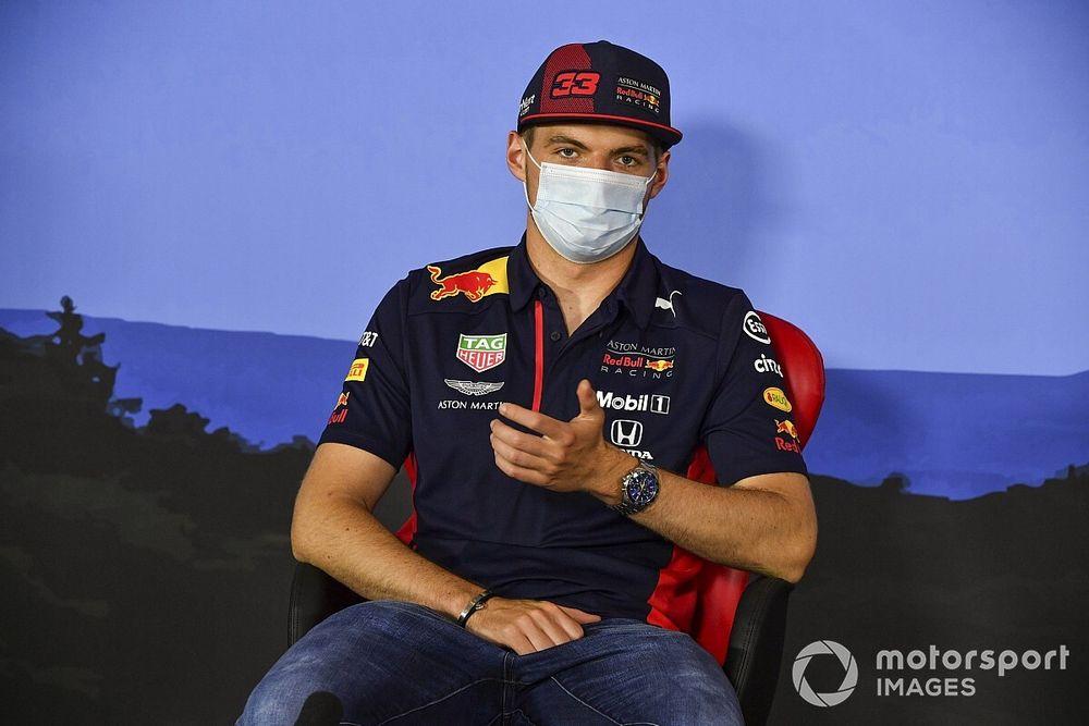 Verstappen a karantén-szabályok miatt nem tudott tesztelni a Red Bullal